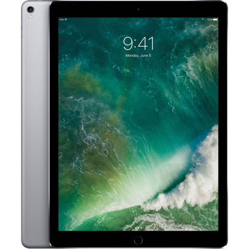 Apple iPad Pro 12.9-Inch 2nd Gen (256GB, Wi-Fi, Space Gray) 2017 - Excellent