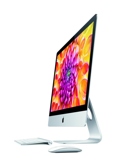 Apple iMac 27-Inch Retina 5K Desktop (4.0GHz Quad Core i7, 16GB RAM,  2.1TB Fusion Drive) Late 2015-2017