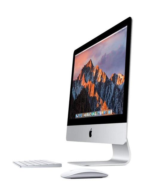 Apple iMac 21.5-Inch Retina 4K (3.0Ghz Core i5 Quad Core, 2GB Radeon Pro 555, 8GB RAM, 1TB HD), Mid-2017