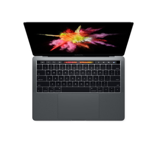 "Apple 13"" MacBook Pro Retina  Touch Bar, 3.1GHz Intel Core i5, 16 GB RAM, 512GB SSD, Space Gray, Mid-2017"