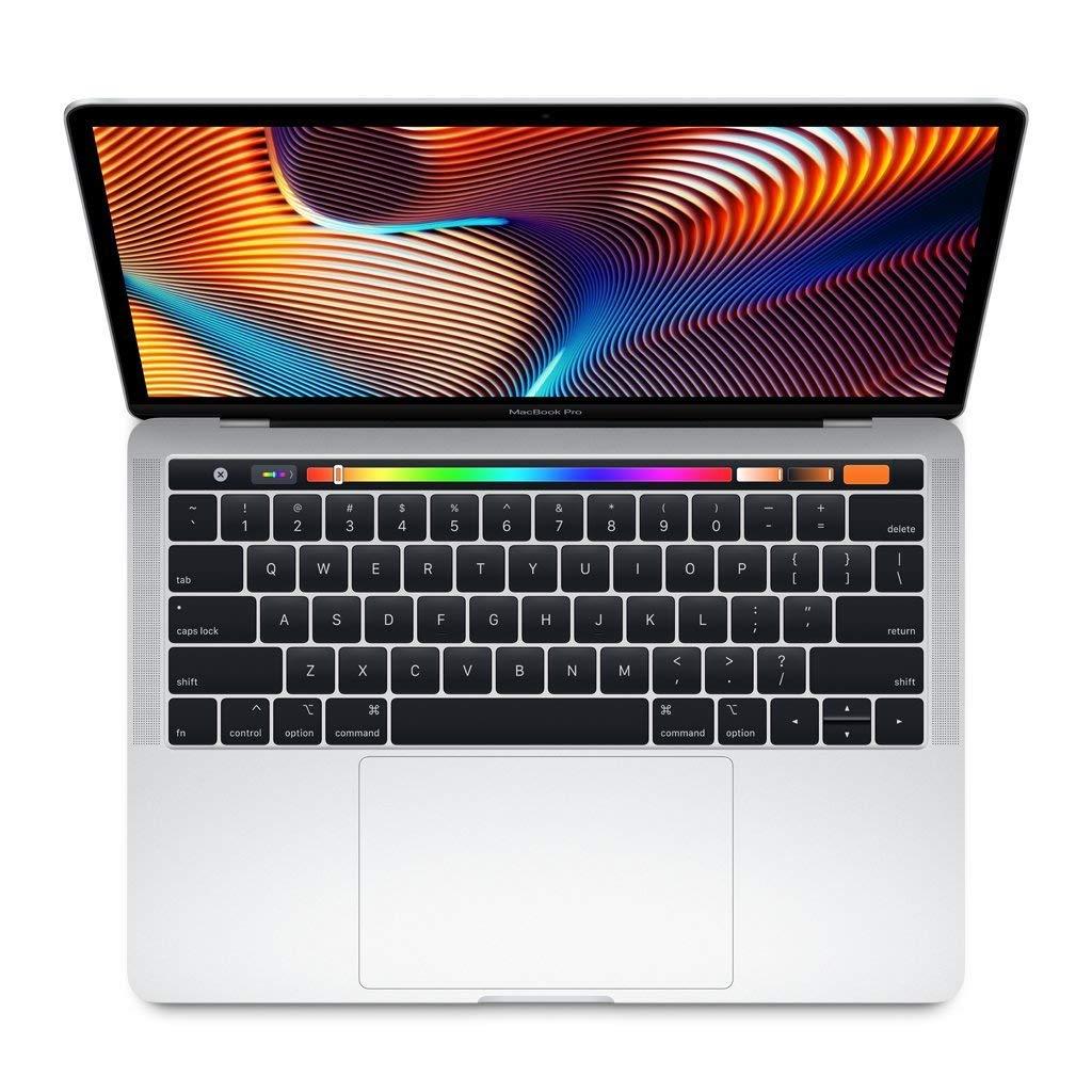 2019 MacBook Pro, silver