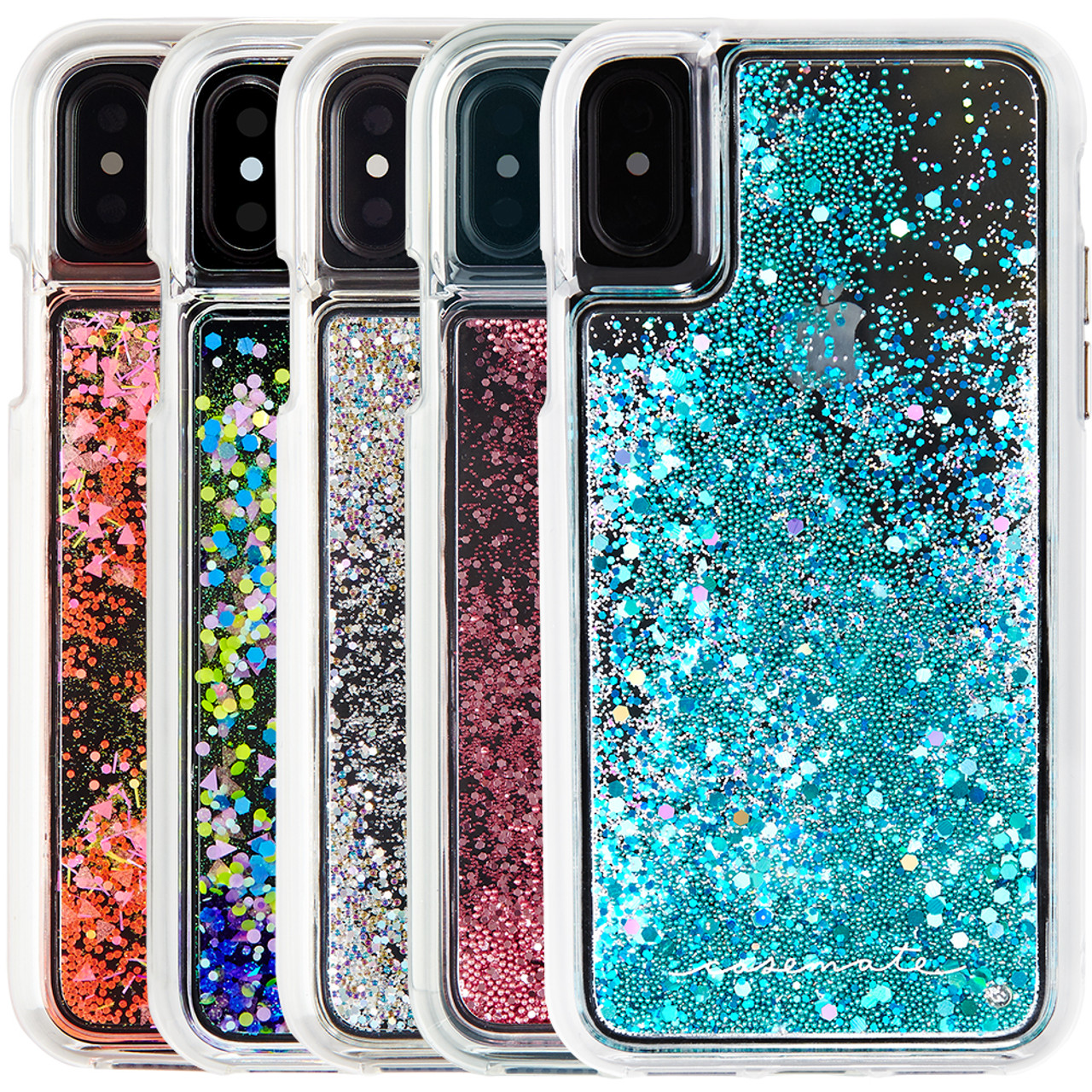 outlet store e7f8a a7054 Case-Mate Waterfall Case for Apple iPhone XS / X