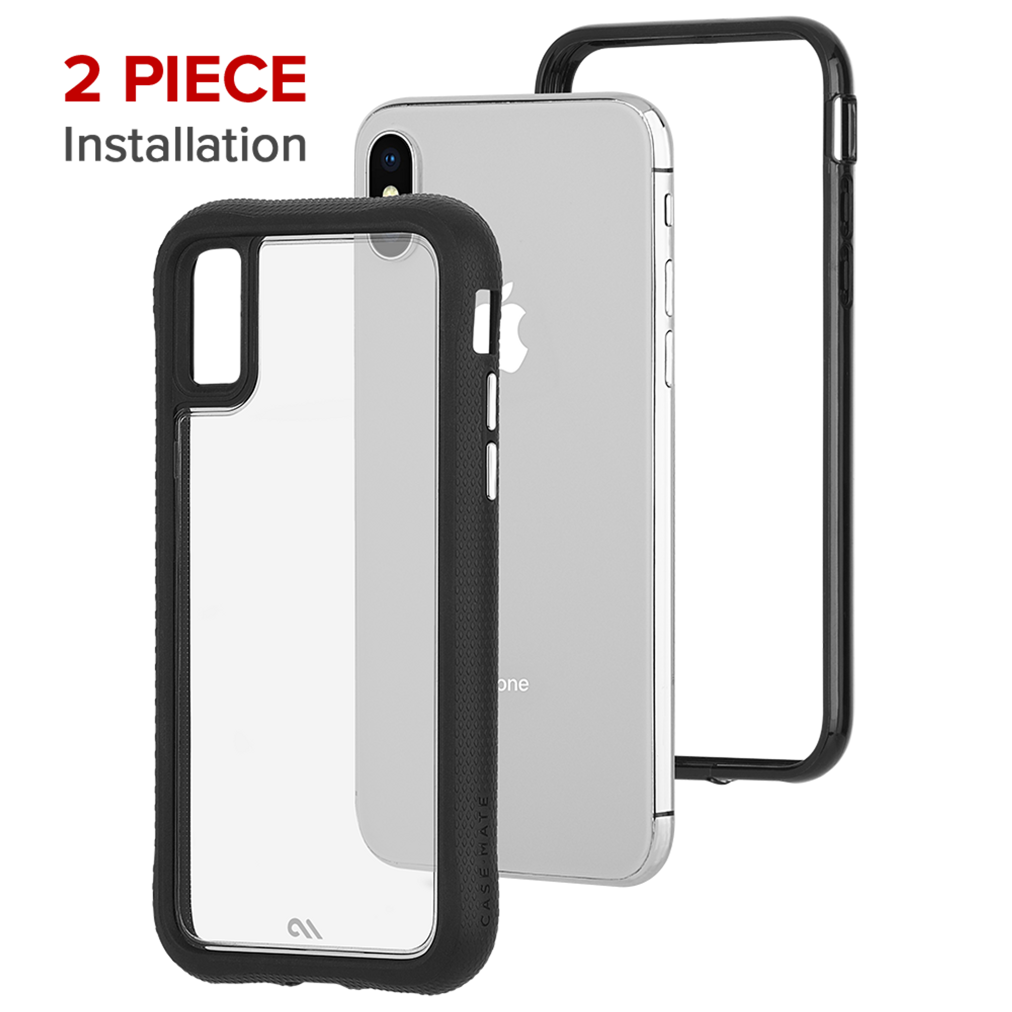 hot sale online e5413 9539a Case-Mate Protection Collection Case for Apple iPhone XS Max