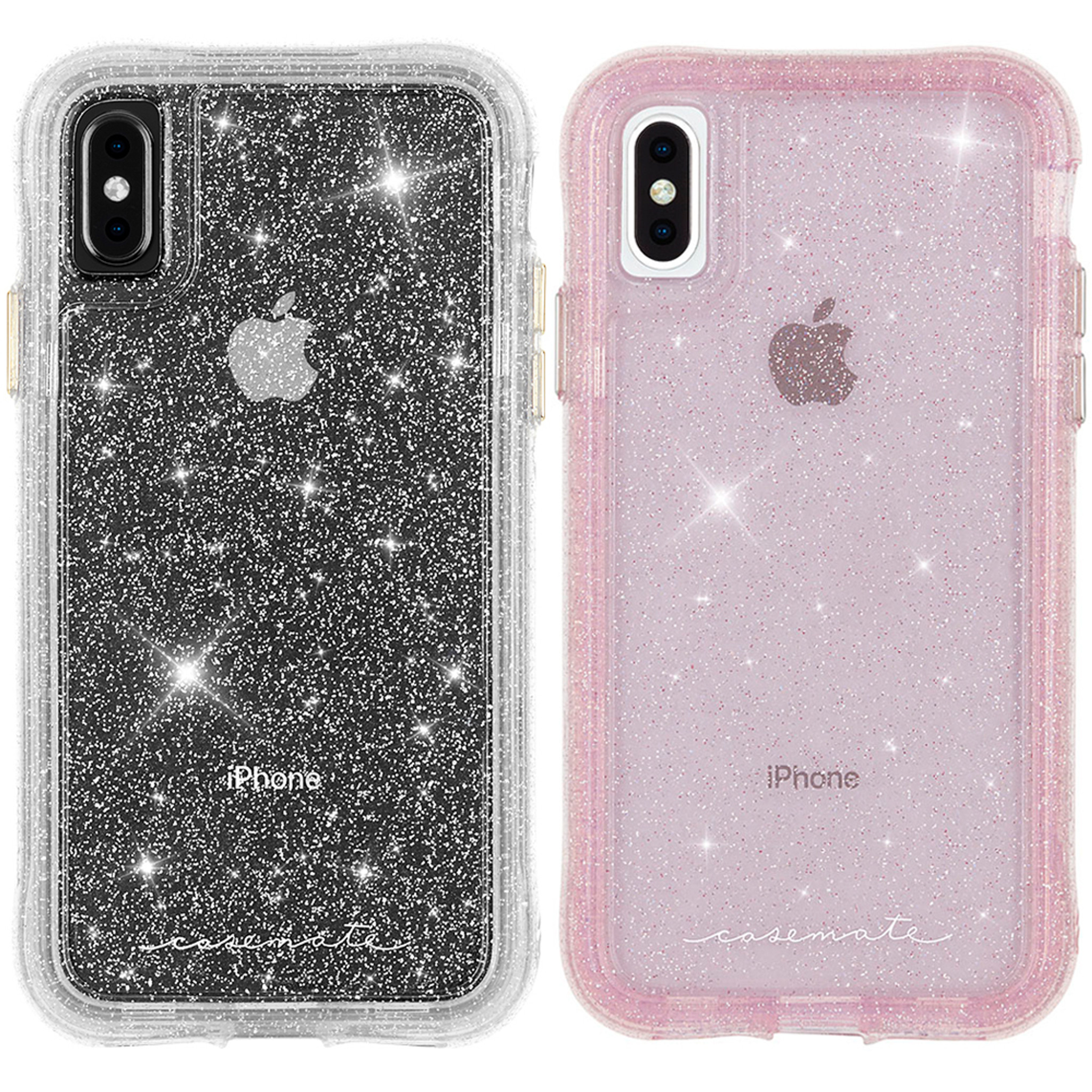 newest collection 59774 db155 Case-Mate Protection Collection Sheer Crystal Case for Apple iPhone XS / X