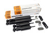 Complete Cofap hydraulic shock absorber kit - Auto Ricambi FIAT 124 Spider, Sport Coupe, Spider 2000 and Pininfarina - 1966-1985