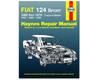 Haynes repair manual FIAT 124 Spider, Coupe - 1966-1978 - Auto Ricambi