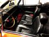 Black vinyl front upholstery kit - Auto Ricambi FIAT 124 Spider - 1966-1978