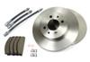 Rear brake rebuild kit FIAT 124 Spider, Sport Coupe, Spider 2000 and Pininfarina - 1966-1985 - Auto Ricambi