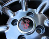 """Monza wheels 15"""" x 6.5"""", 15mm offset in silver - Auto Ricambi Hyperblack"""