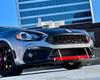 2017-on 124 Spider APR Performance Front Splitter - Carbon Fiber