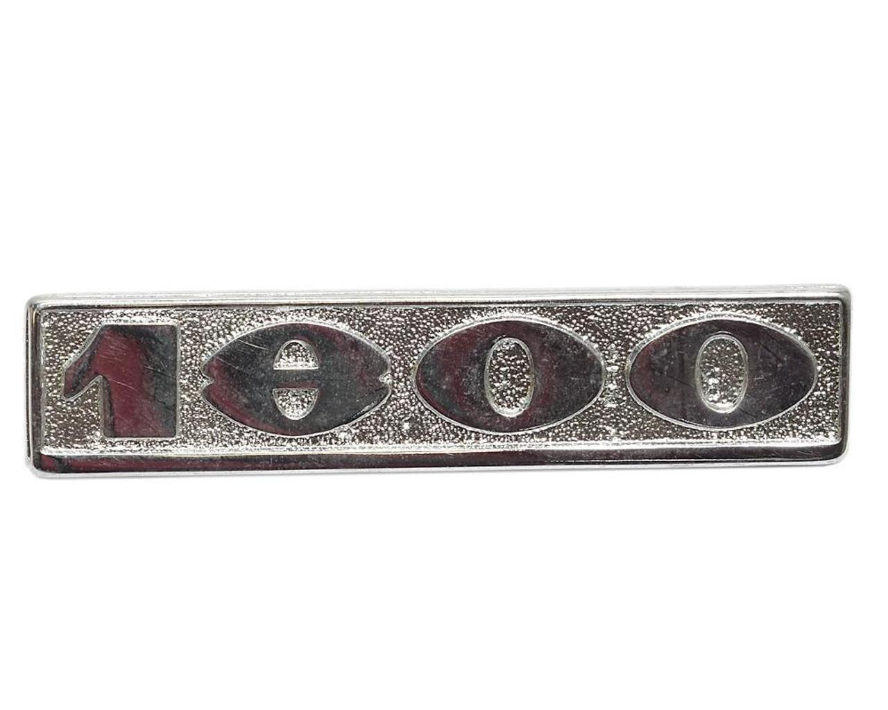 1800 Rear Emblem - 1974-78