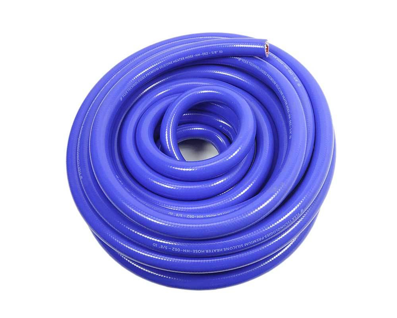 16mm Blue Silicone Heater Hose - 1966-85
