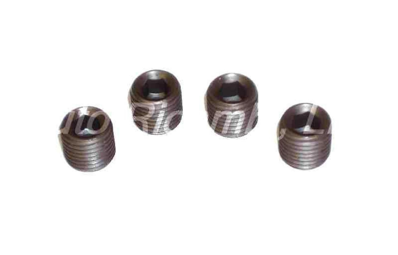 Cylinder Head Air Injection Plug Set