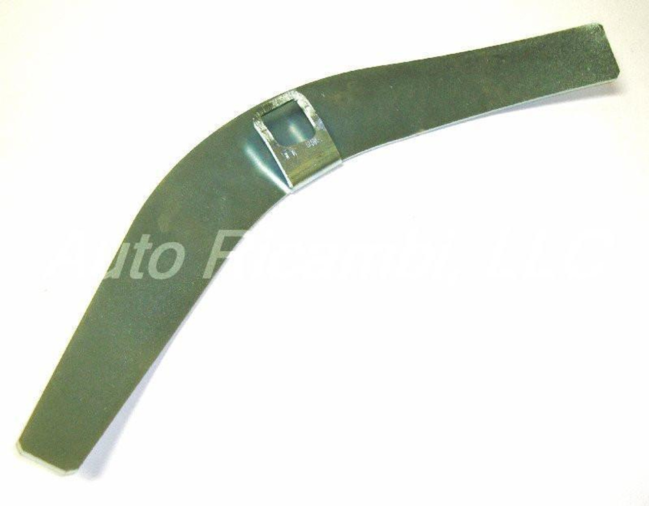 Left Convertible Top Boot Rear Hook - 1983-85