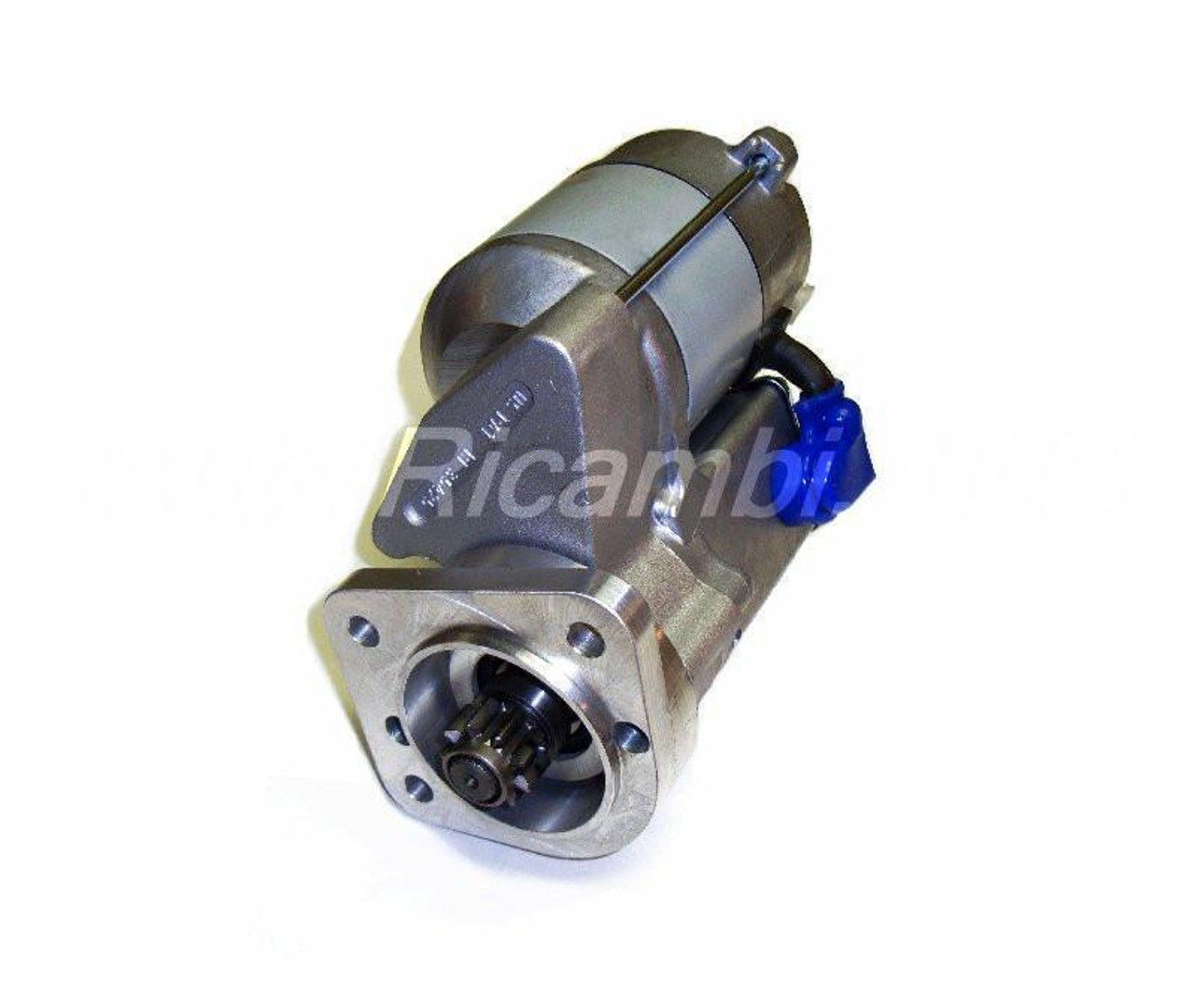 FIAT 850 - High Performance Gear Reduction Starter