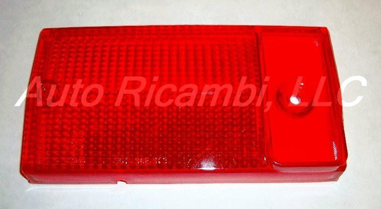 Auto Ricambi Rear Brake Lens - Driver Side - OEM ORIGINAL FIAT 124 Spider Parts
