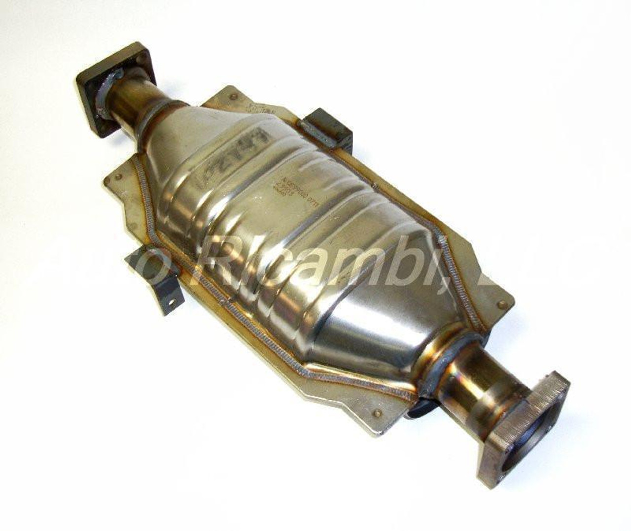 Catalytic Converter - 1980-85  California
