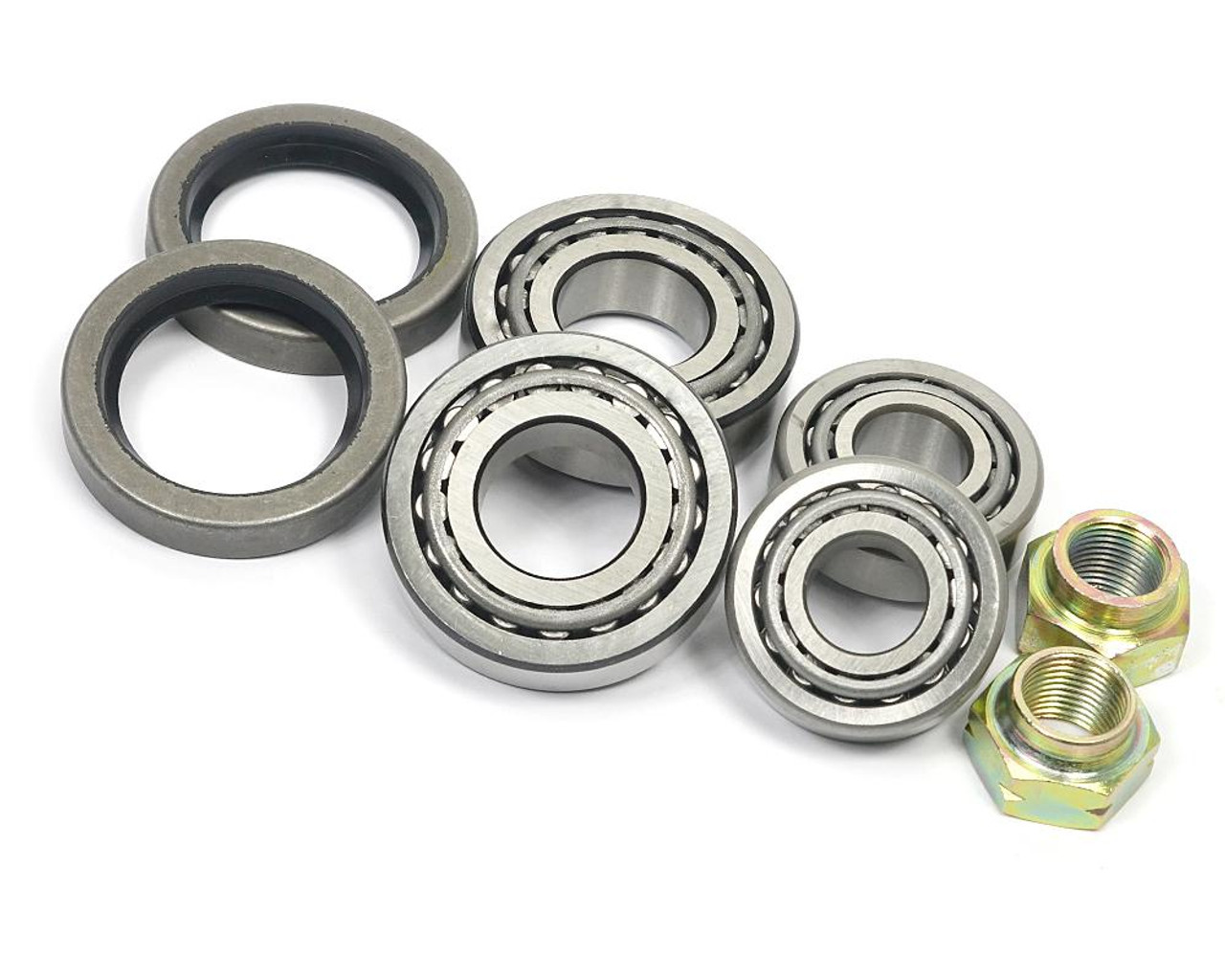 Auto Ricambi Front Wheel Bearing Kit - SAVE 20% FIAT 124 Spider Parts
