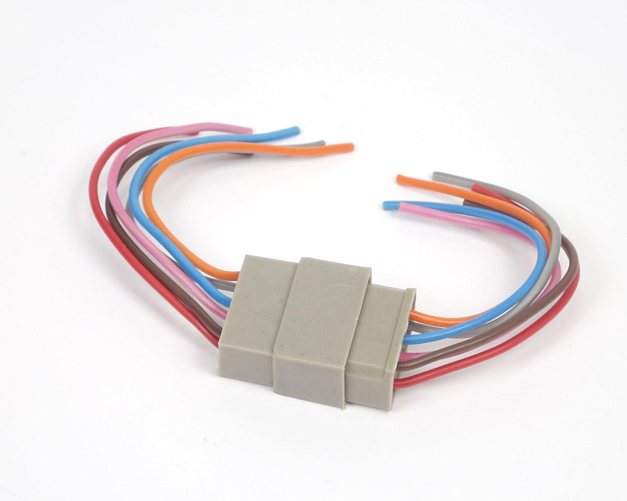 Wire Connector Set - Male and Female 6 Prong