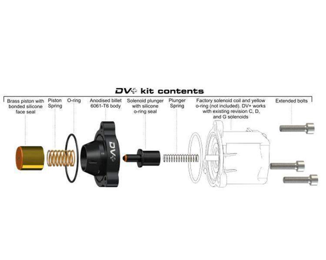 FIAT Go Fast Bits Diverter Valve - All 2012-on FIAT 1.4L