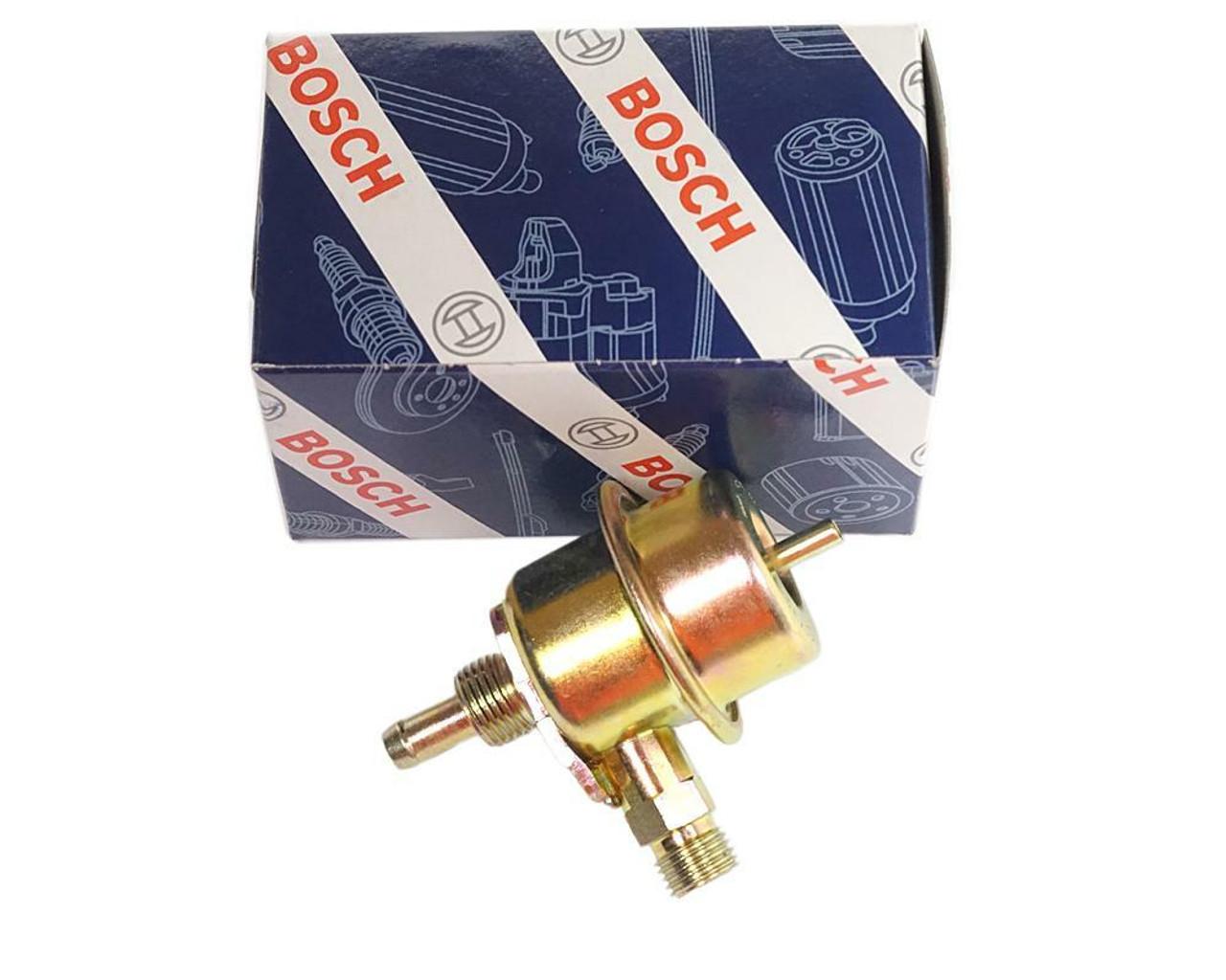 Fuel Pressure Regulator  - OEM Bosch - 1980-85