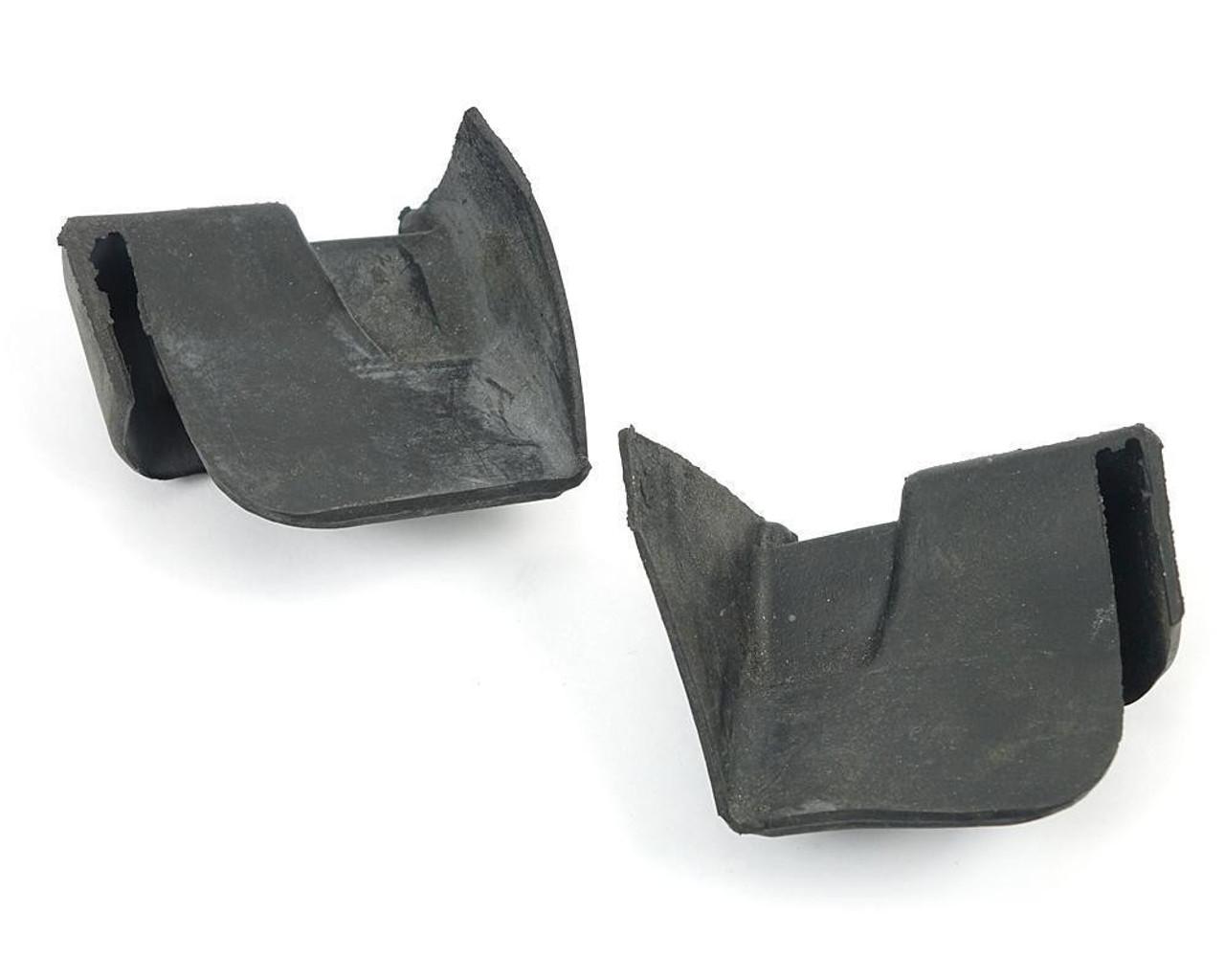 Rubber B-Pillar Caps - 1979-85