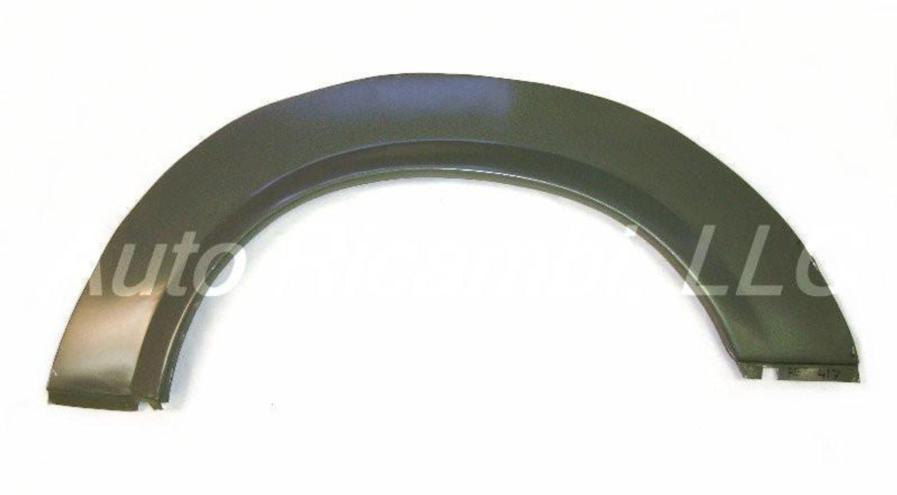 Passenger Side Rear Wheel Arch Repair Panel