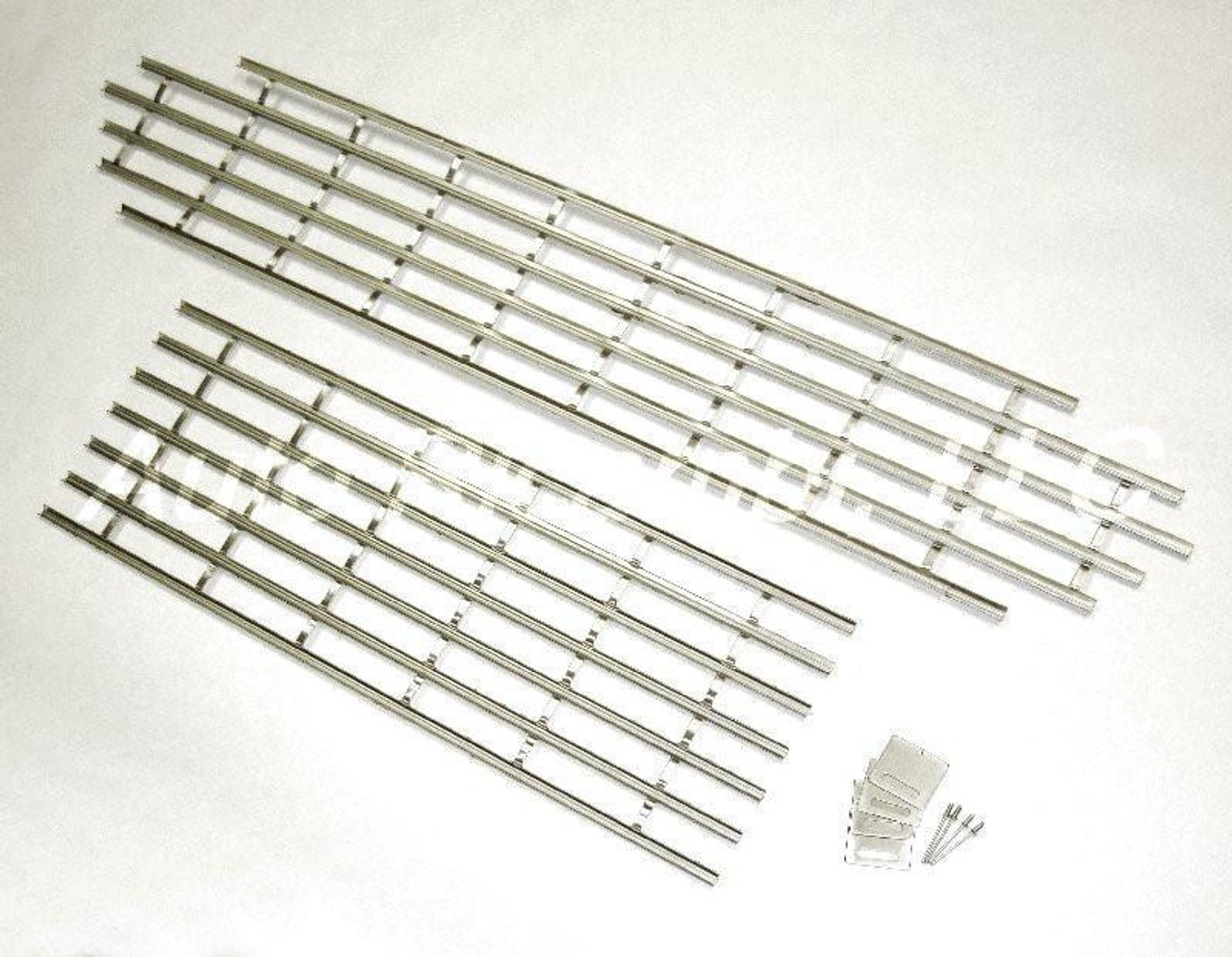 Upper and Lower Grille Set - 1973-85