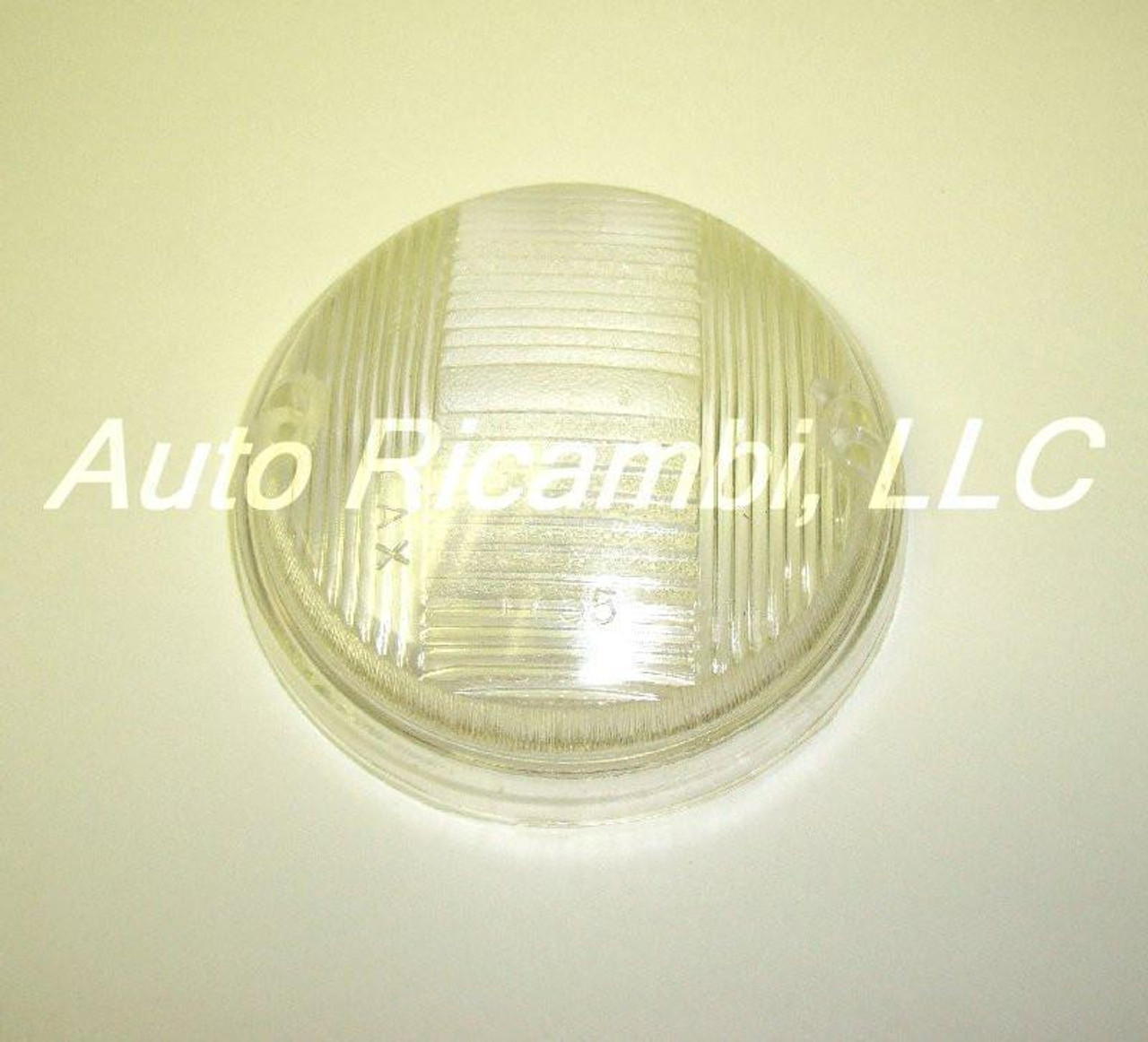 Clear Front Turn Signal Lens - Sport Coupe 1967-69