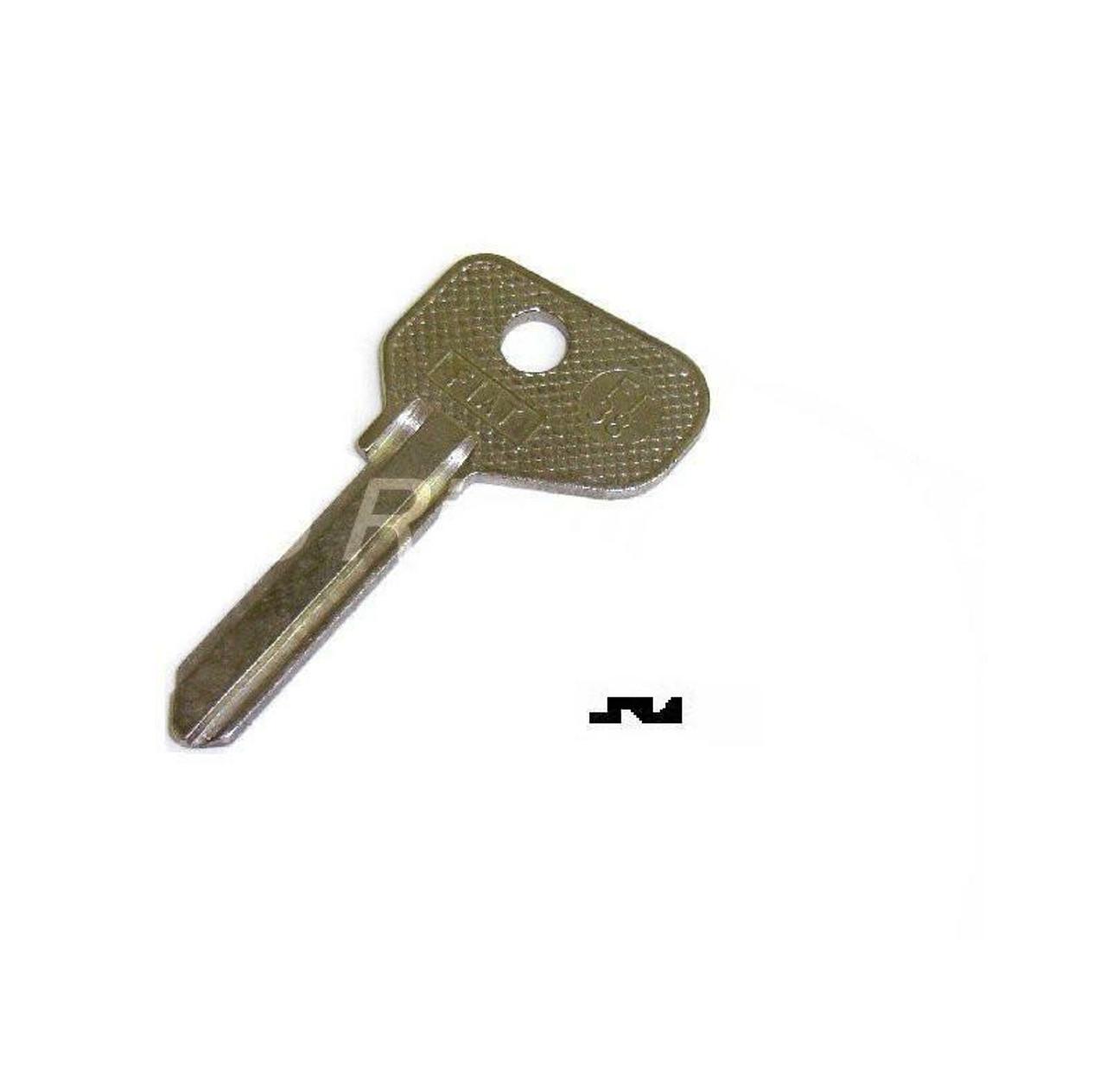 Single Sided Key Blank Series #3