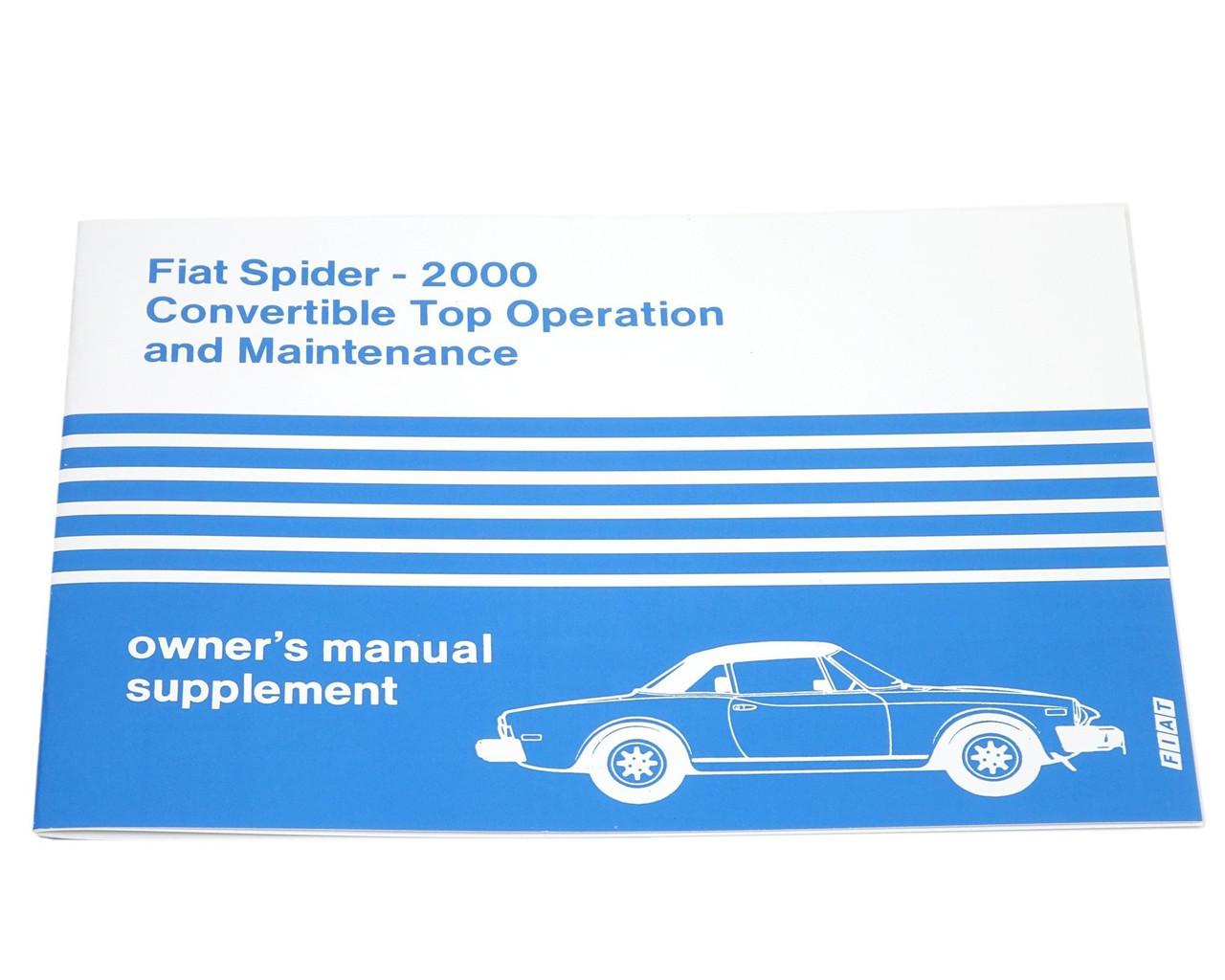 Fiat 124 1982 Wiring Schematic - Wiring Diagram & Schemas