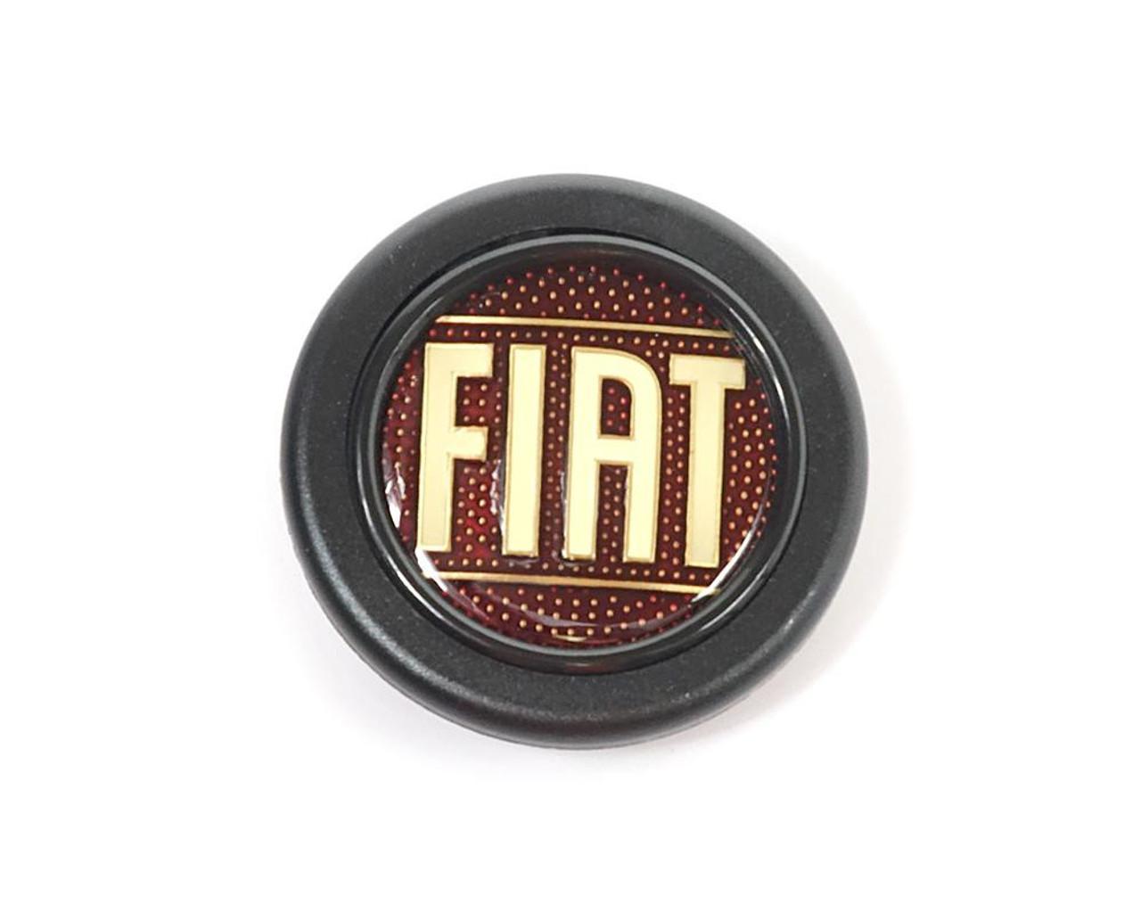 Red FIAT Horn Button