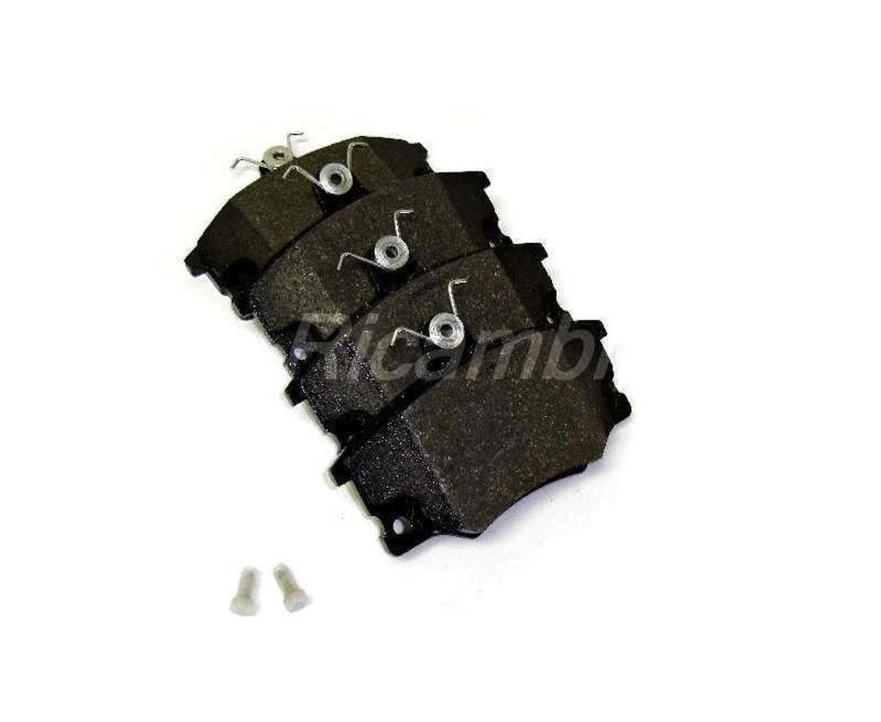 Front Brake Pads - 1985 1/2 only