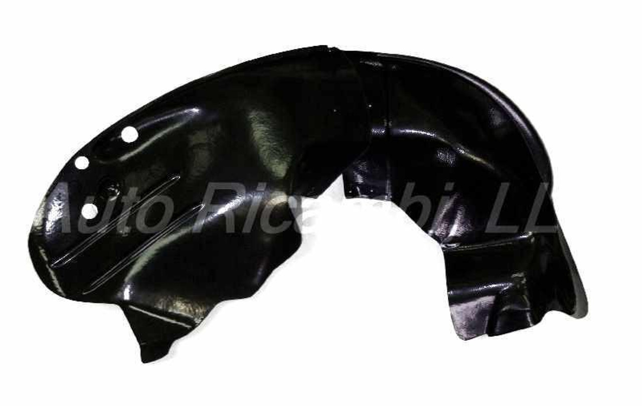 Passenger Side Fender Liner - 1979-85