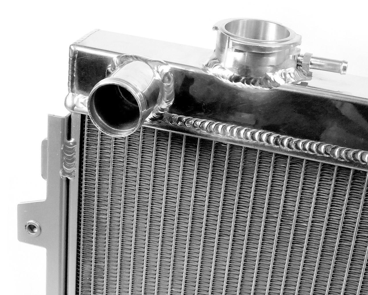Aluminum Radiator - 1980-85