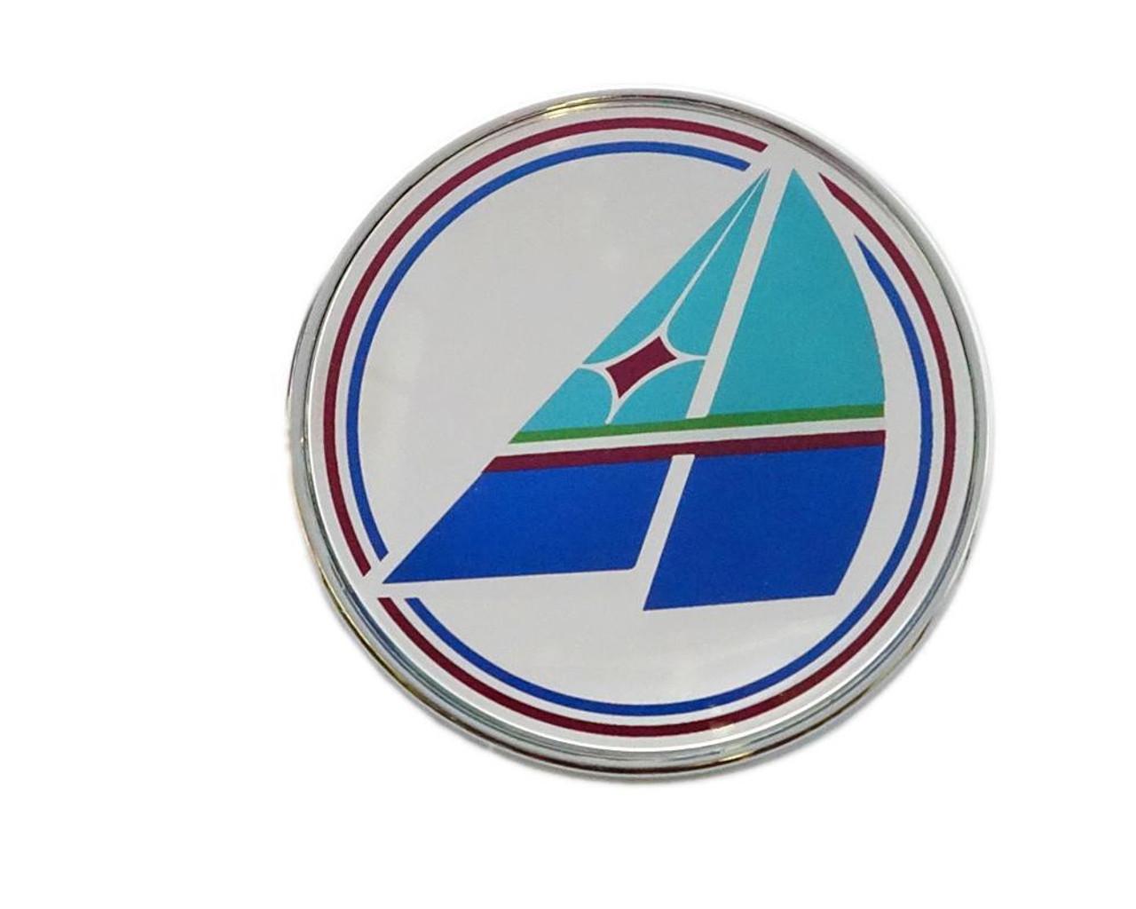 Pininfarina Azzurra Rear Emblem - 1983-85