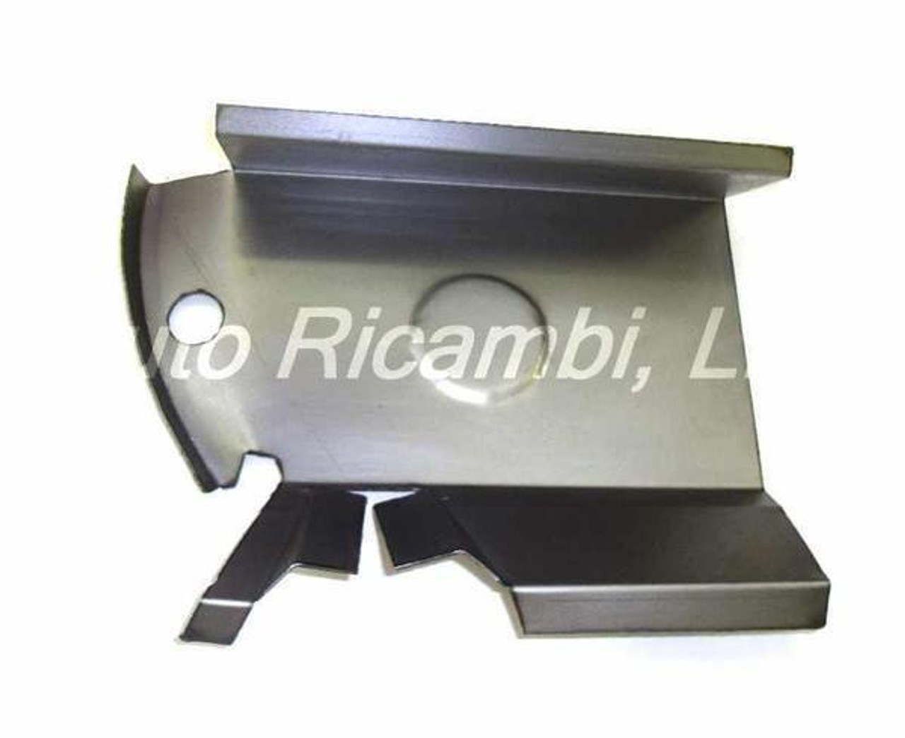 Driver Side Outer Sill or Rocker Rear Section