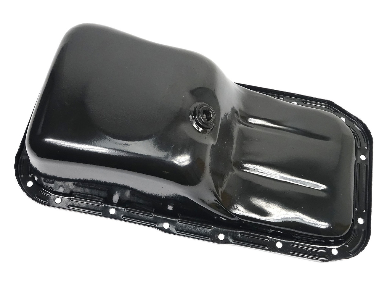Oil Pan - with Baffle - 1977-78