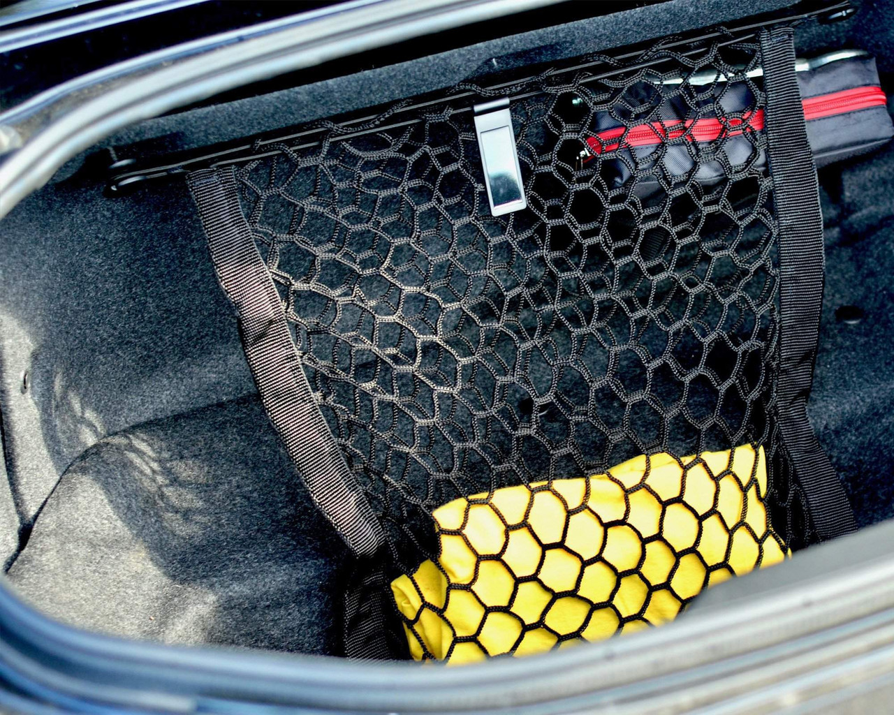 2017-on 124 Spider Trunk Storage Cargo Net