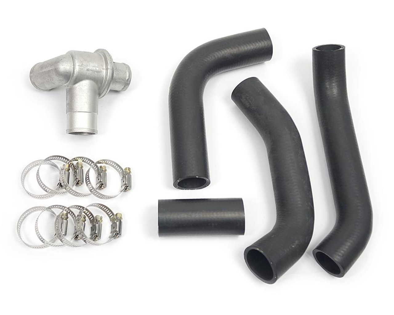 Thermostat, Hose and Clamp Kit - Late 1975-85 (CO3-720-KIT) - Auto Ricambi