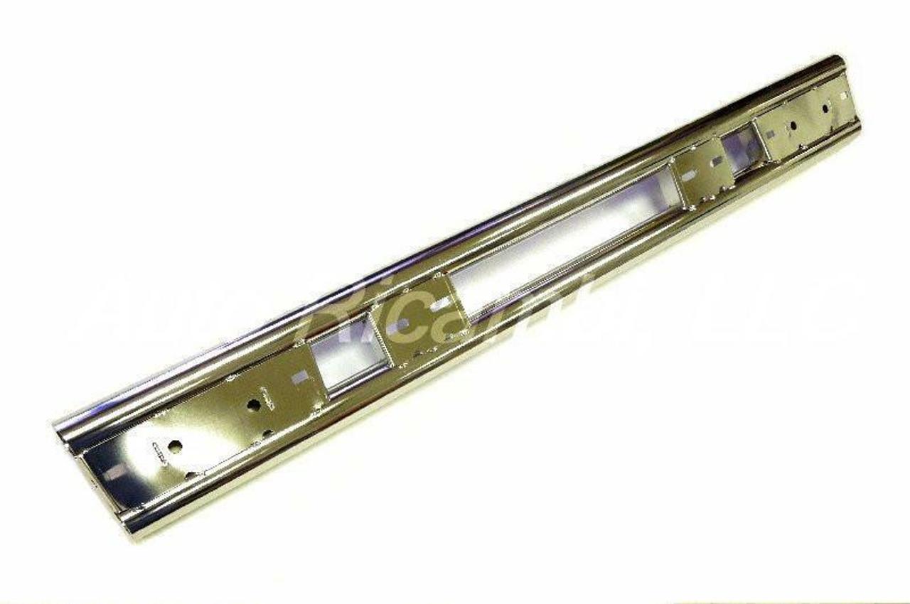 Stainless Steel Rear Bumper - 1975-85