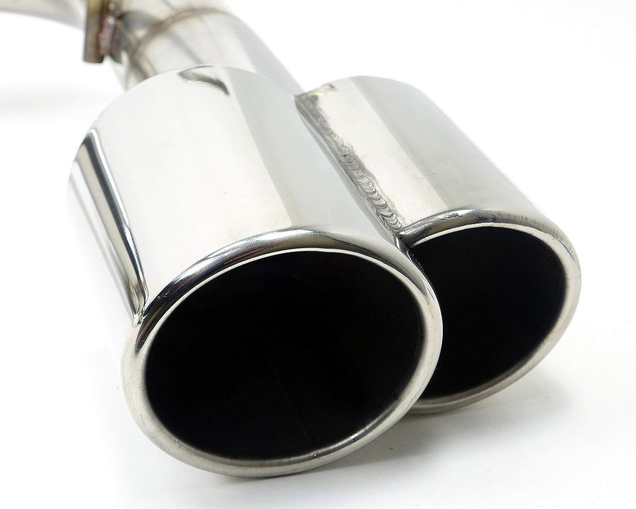 124 Spider Stainless Exhaust - Choose resonated or non resonated option - Auto Ricambi Fits 2017on FIAT 124 Spider and Spider Abarth
