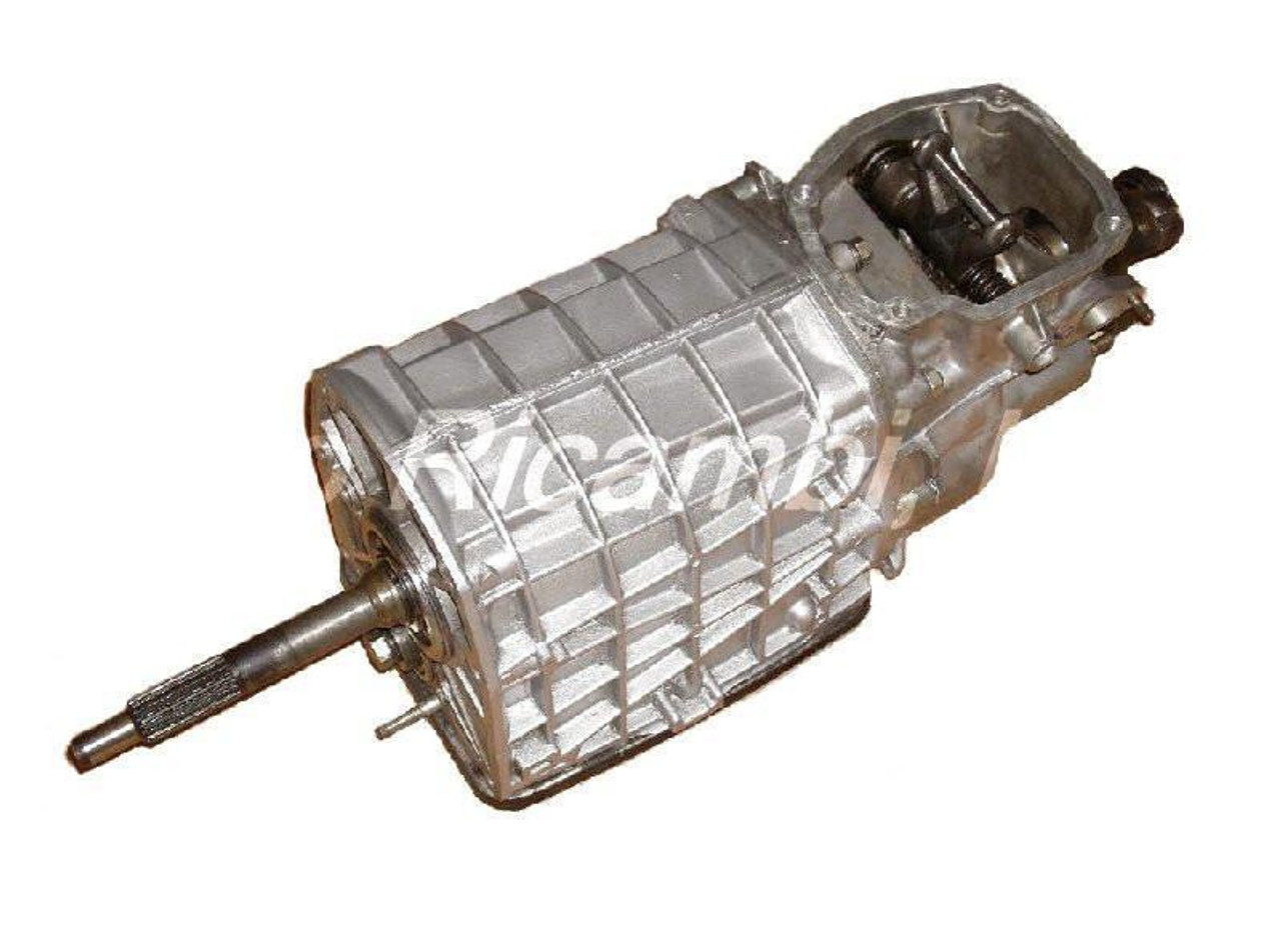 Remanufactured 5 speed transmission FIAT 124 Spider, Sport Coupe, Spider 2000 and Pininfarina - 1966-1985 - Auto Ricambi