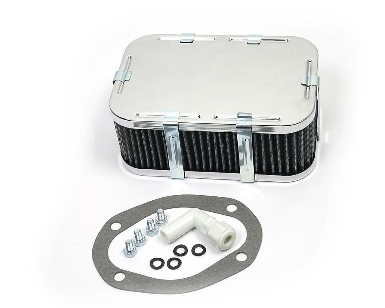 """Performance Air Cleaner Assembly - 2.5"""""""
