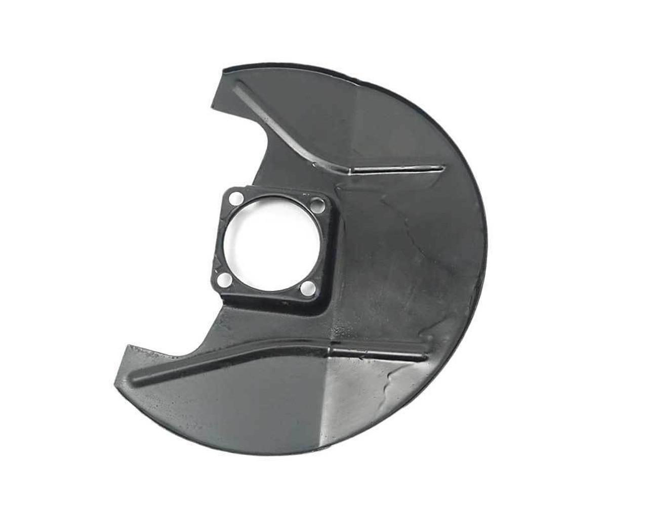 Front Left Brake Dust Shield - 1972-85