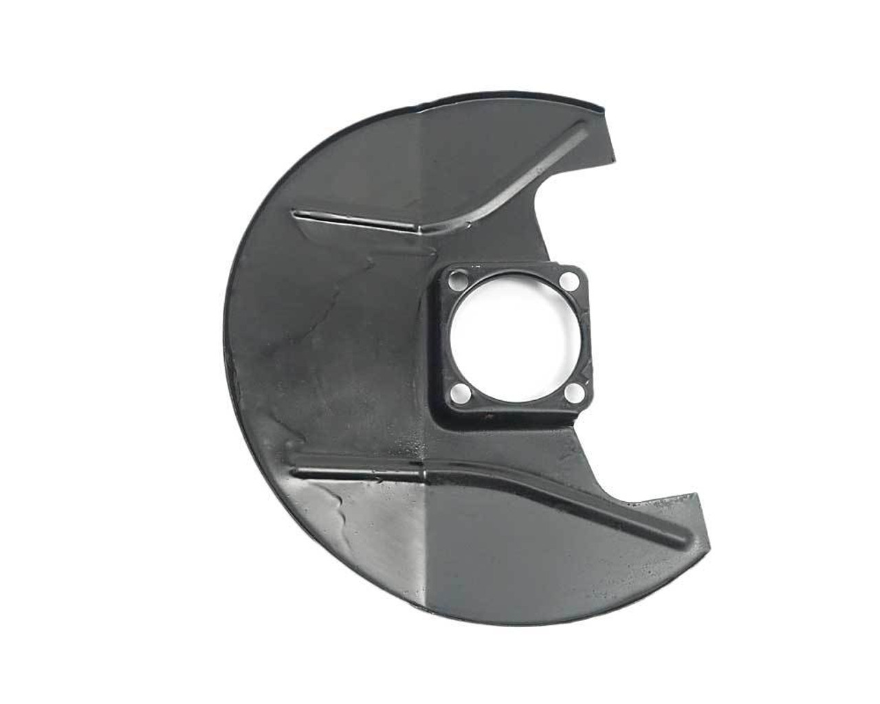 Front Right Brake Dust Shield - 1972-85
