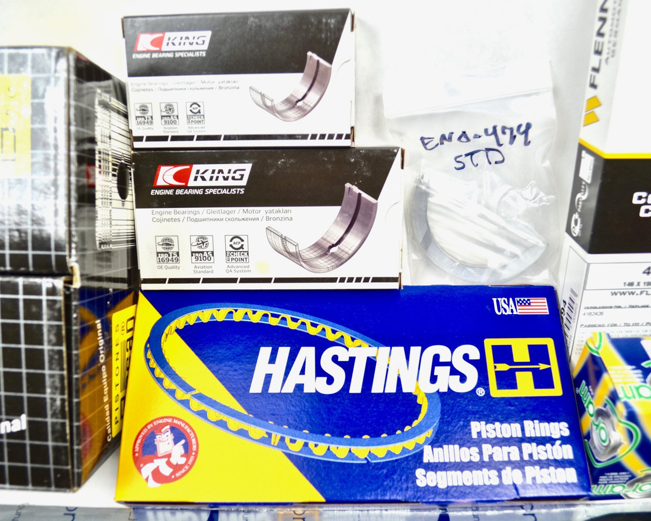 2000cc Engine Rebuild Kit