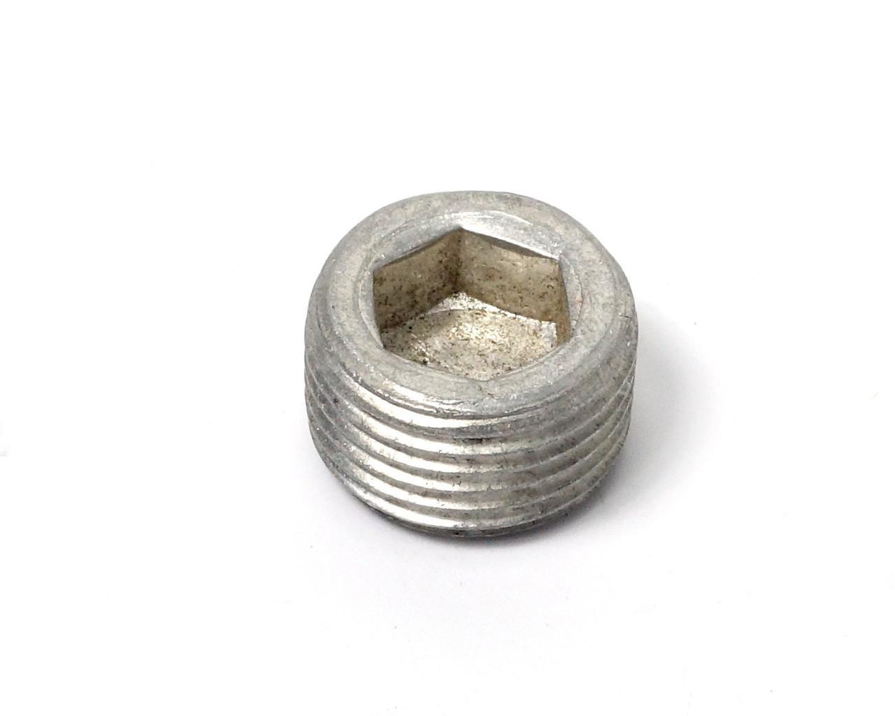 Intake Manifold Hex Plug - 1974-78