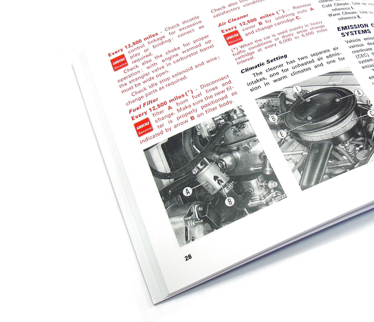 Owners Manual - 1977