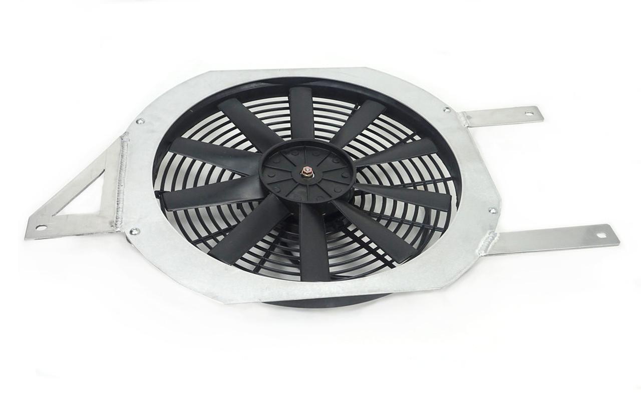 Performance Radiator Fan & Shroud Assembly - 1980-85